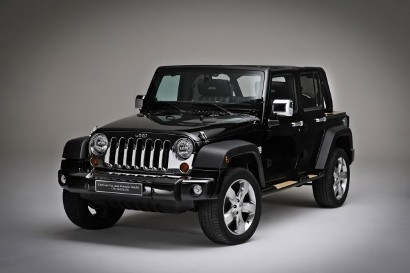 Jeep Wrangler Unlimited Automatic Diesel
