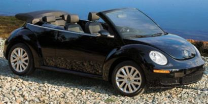 VW Beetle cabrio Manual