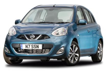 Nissan Micra or similar automatic