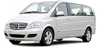 Mercedes Vito 9 seat Manual