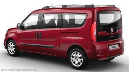 Fiat Doblo  Automatic or similar
