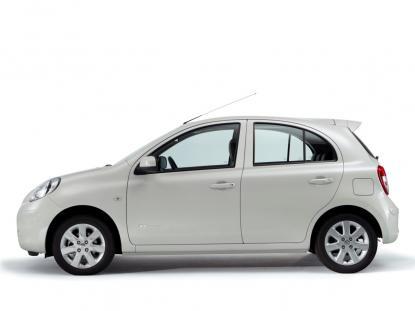 Nissan Micra or similar Manual