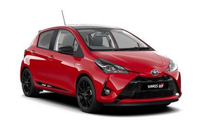 Toyota Yaris  Manual or similar